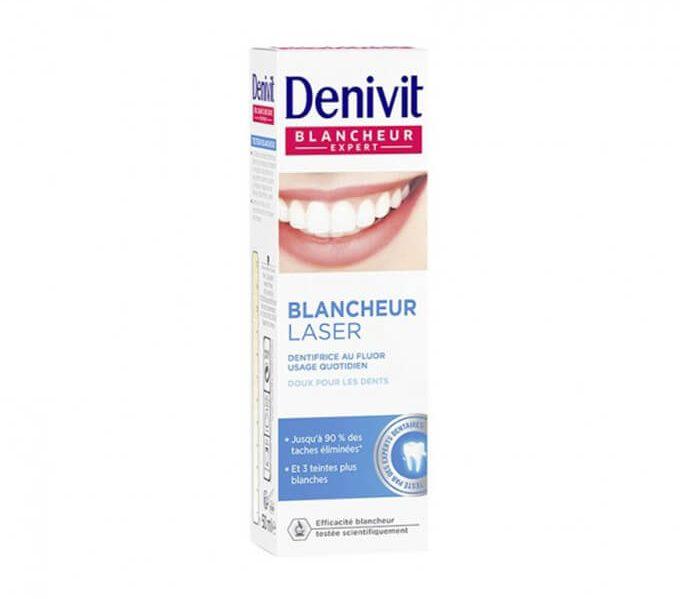 خمیر دندان سفید کننده denivit